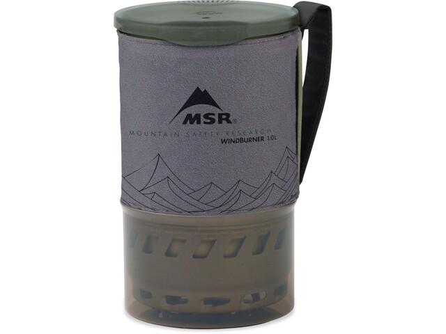 MSR WindBurner Accessory Ekstrapannu 1L, gray